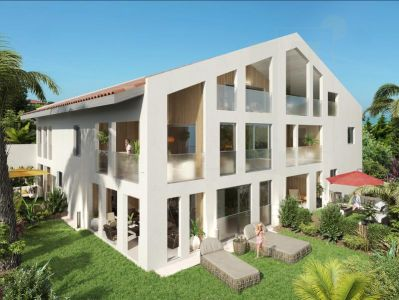 APPARTEMENT NEUF BIARRITZ - 4 pièce(s) - 123.45 m2 5/6